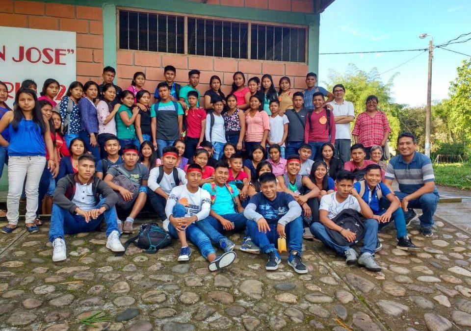 Encuentro Juvenil Chiriaco 2017